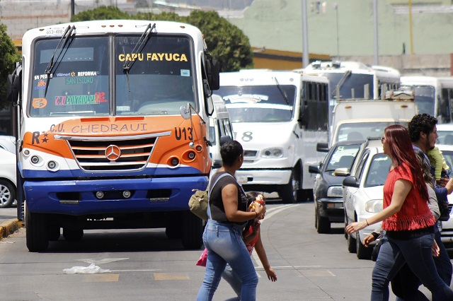 Transporte debe capitalizarse pero no a costa de usuarios: RMF