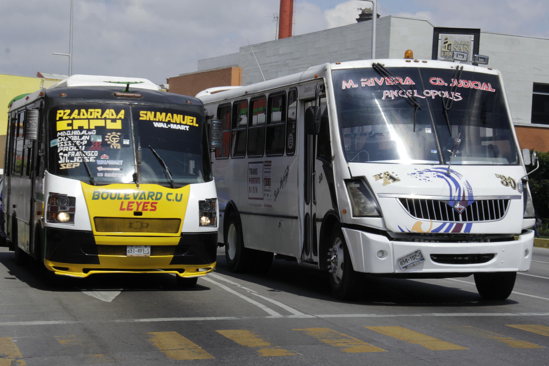 No hay fecha para normalizar trasporte público en la capital