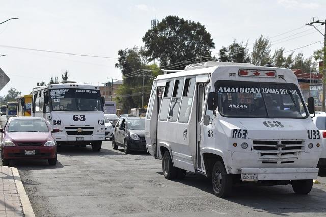 Con corralón sancionarán a transportistas incumplidos