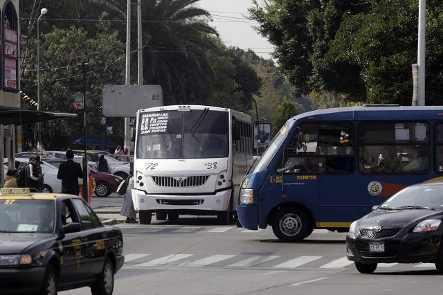 Insistirán concesionarios en poner a 8 pesos tarifa del transporte urbano