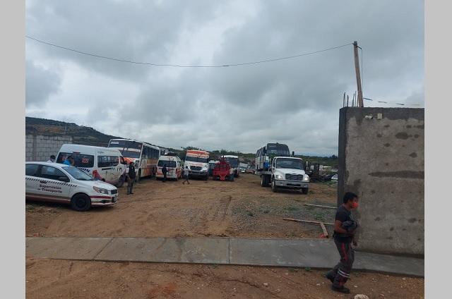 Rechazan amparo a edil de Ajalpan contra la Secretaría de Transporte