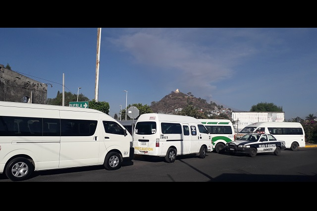 Regidora de Atlixco propone reducir el costo del pasaje en Puebla