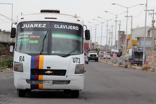Riña en un Ruta Azteca causa pánico en Bosques de Manzanilla