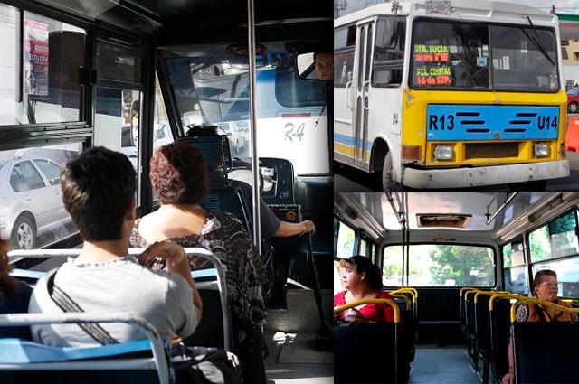 Transporte público no cumplió compromisos, reconoce Barbosa