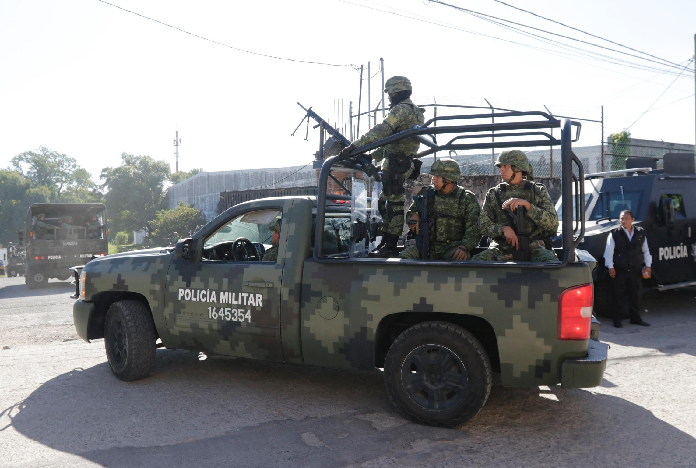 Detecta Sedena a 5 municipios de Puebla con alta delincuencia