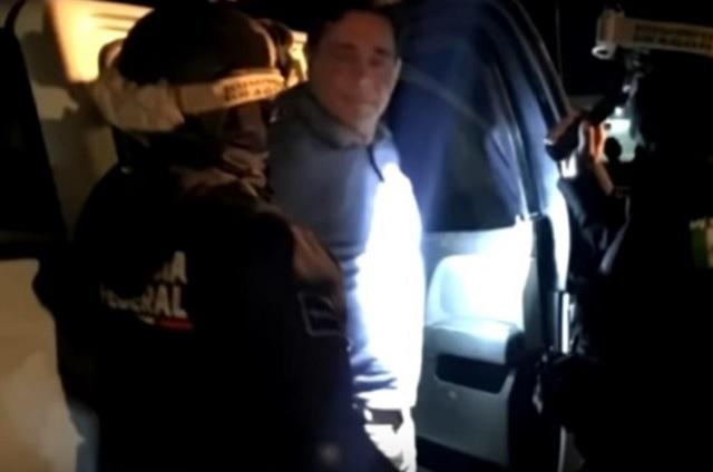 Trasladan al Altiplano a Eugenio Hernández, ex gobernador de Tamaulipas