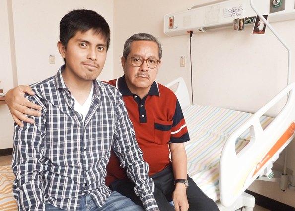 Sin complicaciones trasplantan un riñón entre hermanos en el ISSSTEP