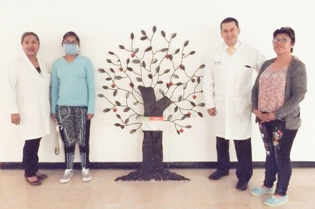 El ISSSTEP realiza tercer trasplante de riñón con éxito