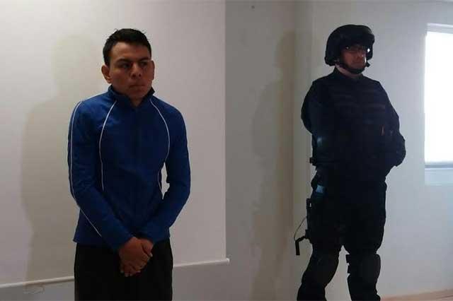 Capturan a tratante en Tlaxcala y liberan a joven con su bebé