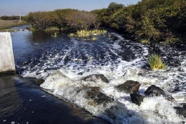 Tramitan descargas de aguas de Lomas de Angelópolis
