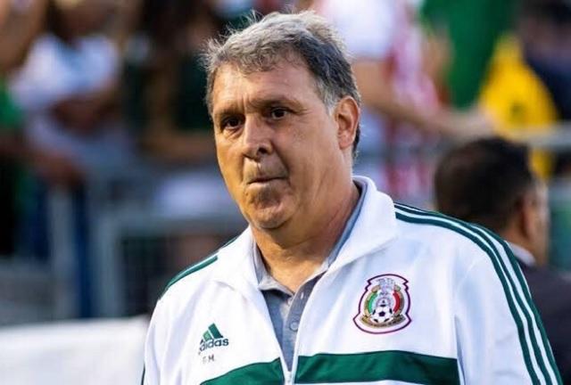 Tata Martino, claridoso: México es selección de segundo nivel