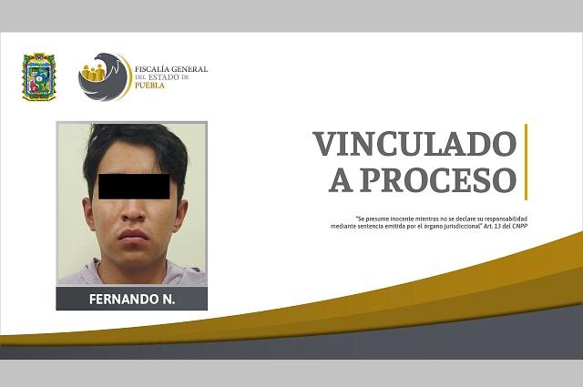 Vinculan a proceso a presunto tratante de personas en Puebla