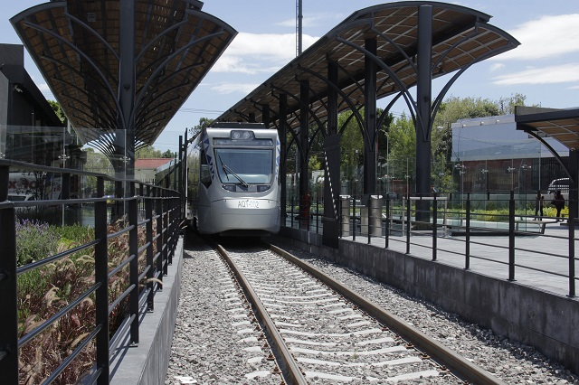 Tren Turístico podría usarse como transporte público