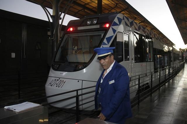 Abren la puerta para concesionar el tren turístico a Cholula