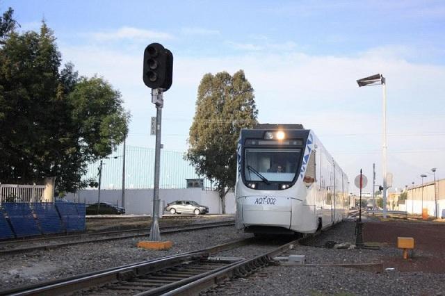 Serán gratuitos recorridos en el Tren Turístico Puebla-Cholula