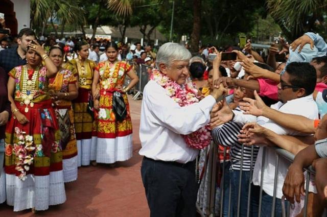 El Tren Maya no expropiará terrenos ni desmontará la selva, dice AMLO