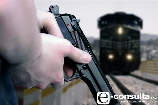 Dejan el huachicol y ahora roban trenes en el Bajío