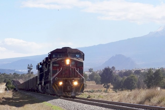 Aumentan siniestros y vandalismo con trenes en Puebla