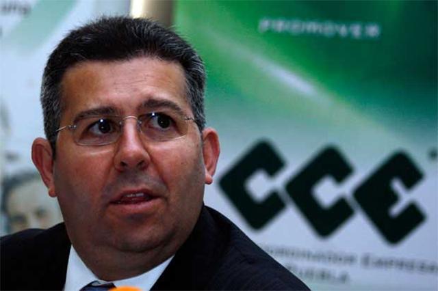 Fernando Treviño se perfila como presidente de Coparmex Puebla