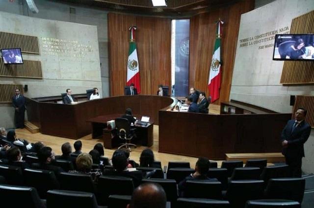 PRI reclama por reducción ínfima a multa del INE