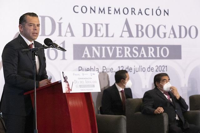 Tribunales laborales operarán a partir de octubre en Puebla