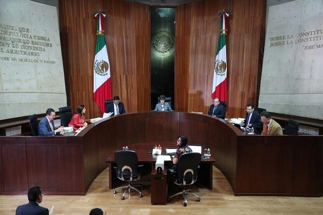 Sigue revisión del caso Puebla y regresará al TEE, anuncia TEPJF