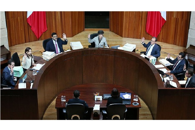 Tribunal ya recibió la impugnación de Morena por multa del INE