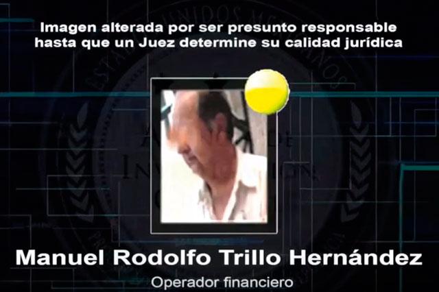 Devela PGR imagen de poblano que financió la fuga del Chapo