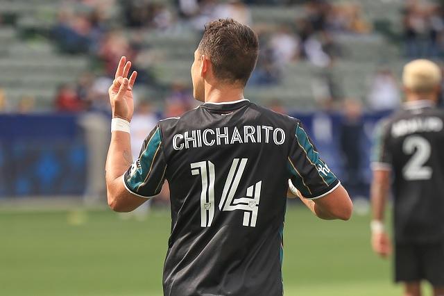 Chicharito se luce con Hat-trick y le da la victoria a LA Galaxy