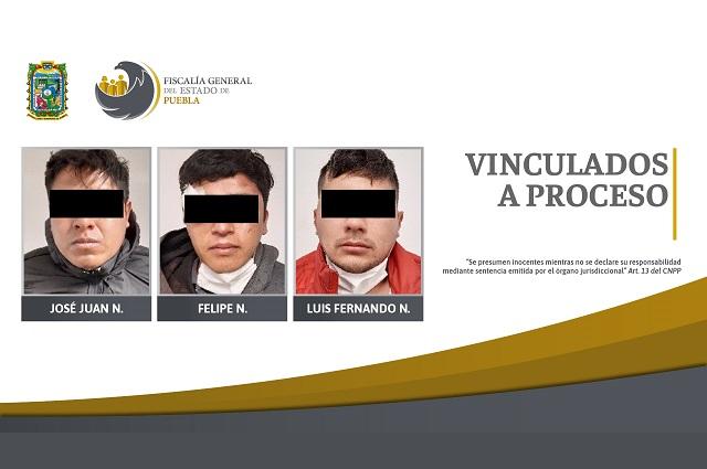 Van a prisión por secuestrar a una pareja en Puebla