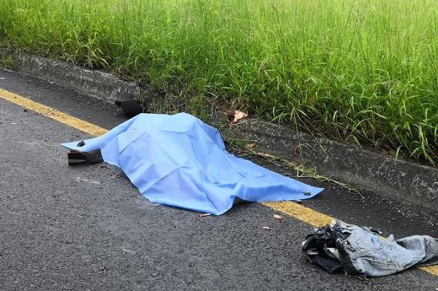 Hombre muere atropellado frente a la Central de Abasto