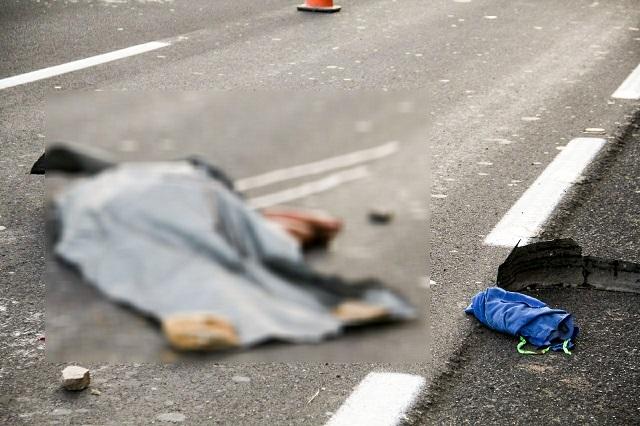 Niño muere atropellado en Tlatlauquitepec: hay 5 heridos