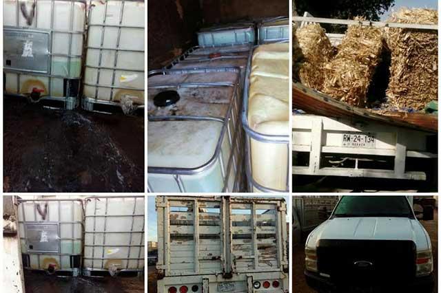 Se dispara robo de vehículos en municipios huachicoleros