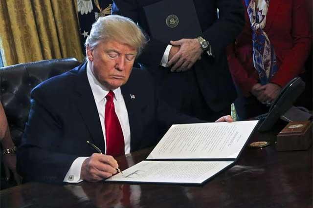 Donald Trump prepara un decreto migratorio más ajustado