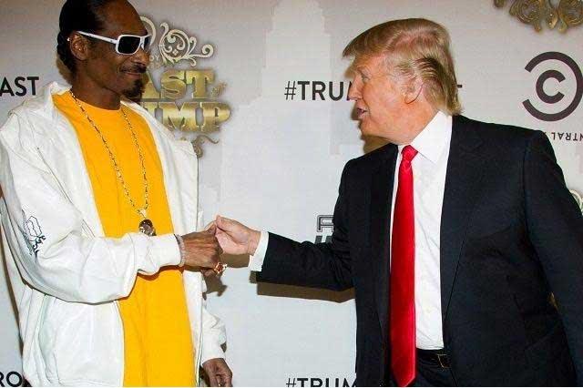 Snoop Dogg responde a tuit de Donald Trump en donde lo llama fracasado