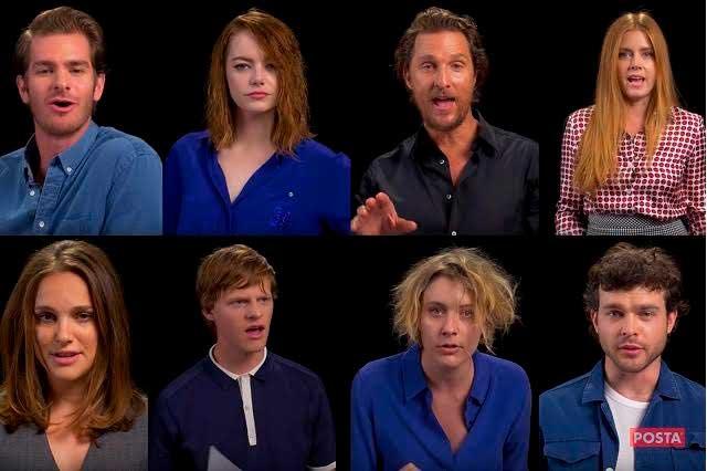 21 actores de Hollywood cantan I will Survive contra Donald Trump
