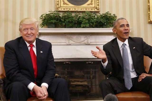 Trump califica de inútiles 2 regulaciones de Obama y las elimina