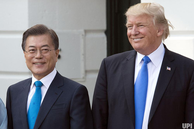 Corea del Sur propone a Donald Trump para el Premio Nobel de la Paz