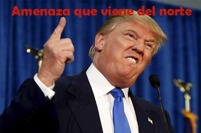 Donald Trump nubla economía familiar de mexicanos