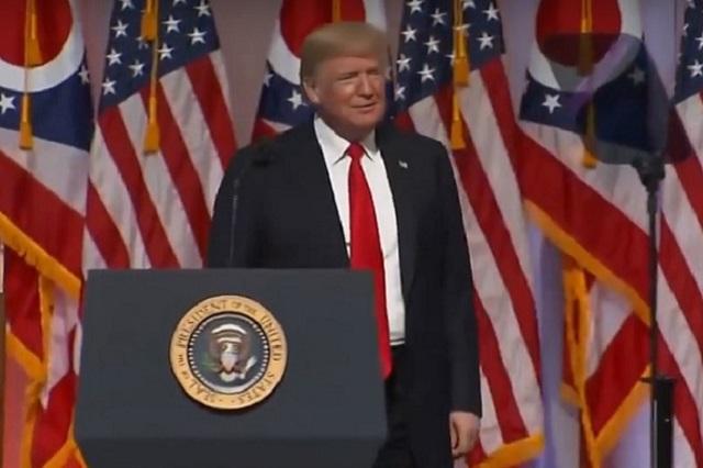 Trump prevé que pronto se concretará un acuerdo comercial con México