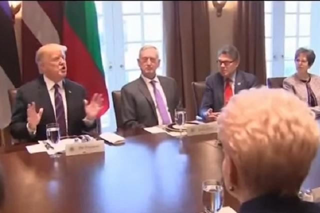 Trump enviará a 5 mil militares a la frontera para frenar caravana migrante