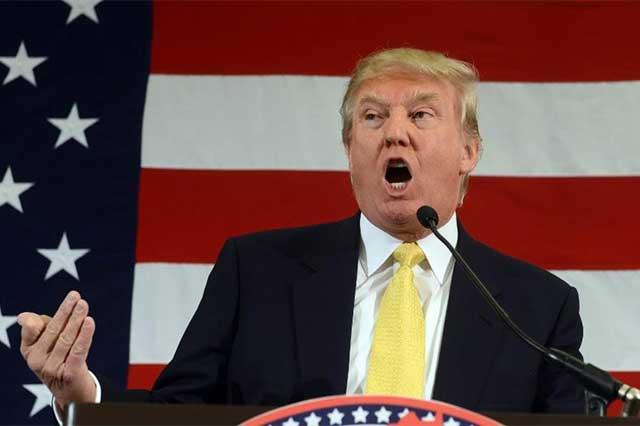 Donald Trump promete que Estados Unidos no invadirá Siria