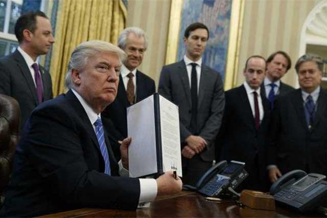 Trump plantea ajustes moderados al TLC, difunde The Wall Street Journal