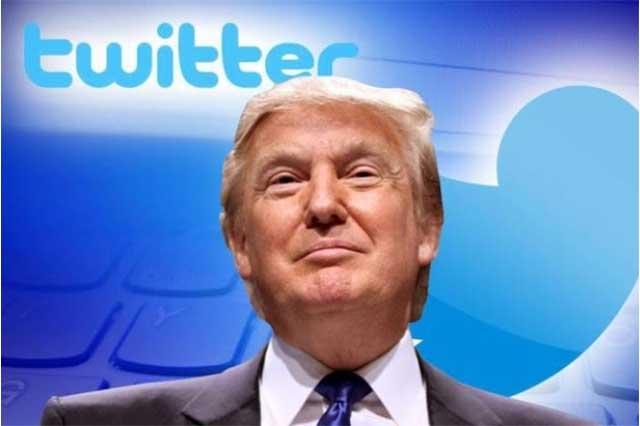 Trump afirma que no se arrepiente de los tuis que ha publicado