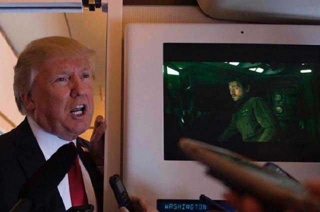 Diego Luna nuevamente arremete contra Trump