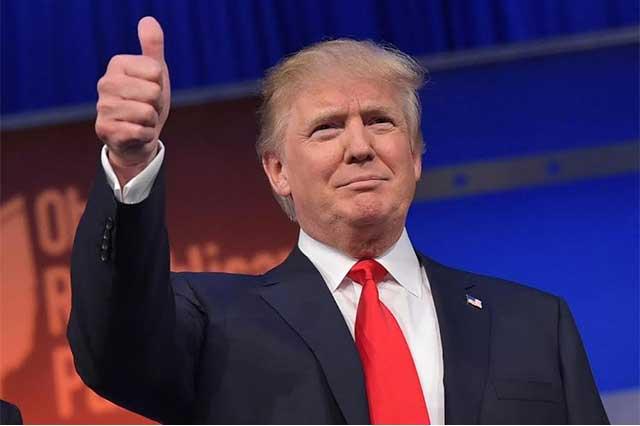 Trump no cede y declara que la frontera tiene que cambiar ahora