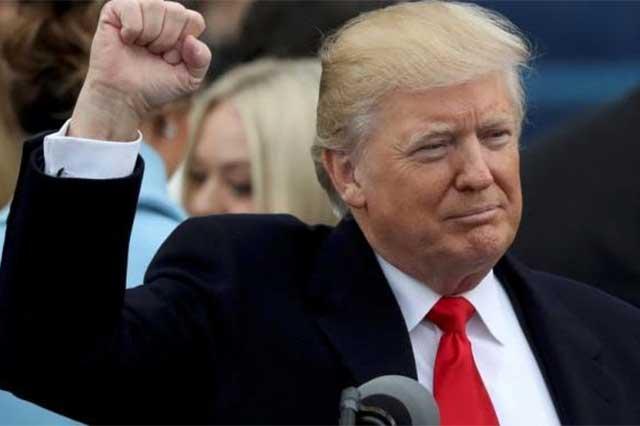 Advierte Trump que si no logran acuerdos justos el TLC desaparecerá
