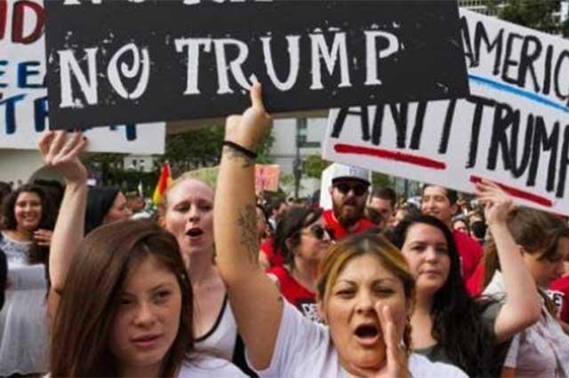 En la celebración del Día del Trabajo en EU habrá protestas contra Trump