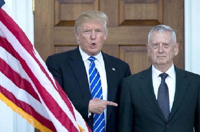 Donald Trump ahora intenta que el Pentágono financie el muro