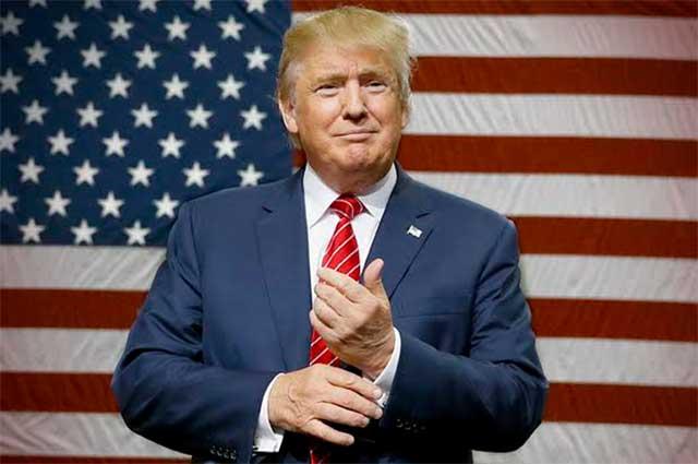 Urge Donald Trump a renegociar el Tratado de Libre Comercio